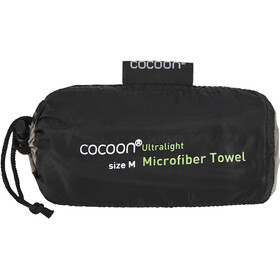 Cocoon Microfiber Towel medium marsala red